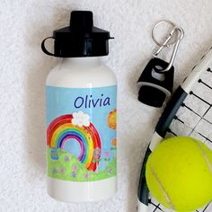 Only one more week to go before back to school😃 #school #firstdayofschool #education #shoplocal #children #water #hydration #design #bottle #yourbottle #education #kids #backtoschool #learning #student #children Kids Bottle, Bottle Bag, Rainbow Water, Unique Birthday Gifts, Personalized Water Bottles, Back To School, School School, Lily, Prints