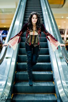 Anna Valerious Cosplay | MCM Expo Oct 2010