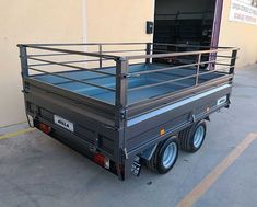 Dump Trailers, Car Trailer, Utility Trailer, Farrier Tools, Trailer Wiring Diagram, Tractor Implements, Tractor Attachments, Custom Metal, Tractors