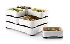 Menu Stackable Oven Trays
