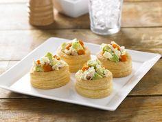 Chicken, Pumpkin, Feta and Avocado Pies | Australian Avocados
