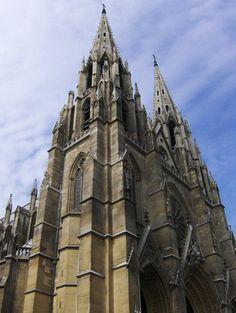 Church Saint Clotilde