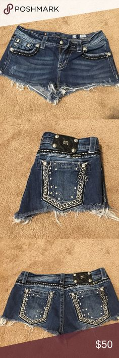 Miss Me shorts They are my favorite shorts but unfortunately they are a little short 😉 Miss Me Shorts Jean Shorts