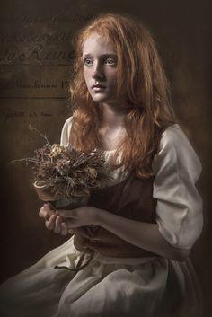little peasant (by Carola Kayen-Mouthan)