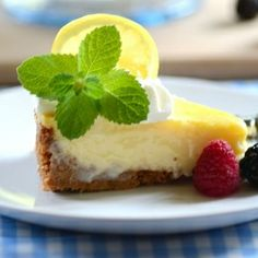 The best Lemon Tart ever: Almond crust, and a refreshing and creamy filling made of Meyer lemons is to die for!