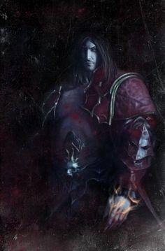 Lord of Shadow II by LadyCerbero on deviantART Gabriel Belmont Castlevania