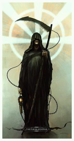 The Grim Reaper, Final… by donmalo