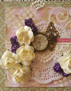 Handmade Greetings, Greeting Cards Handmade, Beautiful Gifts, Spring Collection, Floral Wreath, Wreaths, Frame, Decor, Decorating