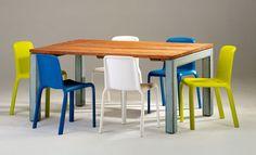 Beton: Tisch bauen