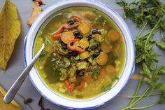 Probiotyczna Zupa Jesienna – Dbaj o Jelita
