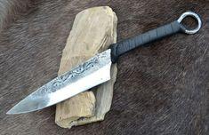 CRUACHAN main forgé couteau celtique l'âge du fer Replica Replica coutellerie couteaux