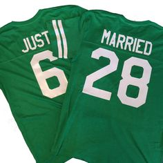 92c819b0 These kelly green custom football jerseys look swell. The soft hand feel of  these cottony
