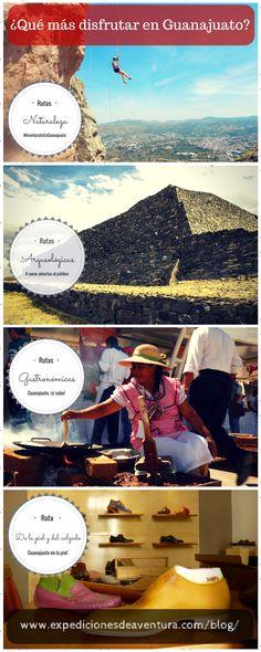 Rutas turísticas de Guanajuato http://bit.ly/24HoVbU