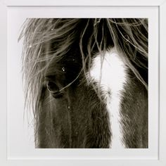 """""""Apache Jack"""" by Leslie Le Coq in beautiful frame options and a variety of sizes."""