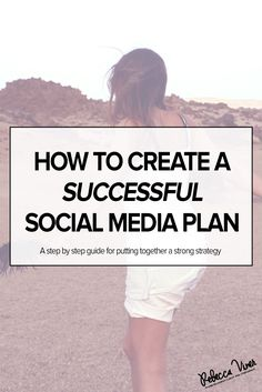 tutorial how to create the most effective social media marketing strategy for…