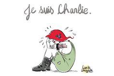 marianne punk charlie hebdo - Droits d'auteur : Camille Skrzynski - Francia - §