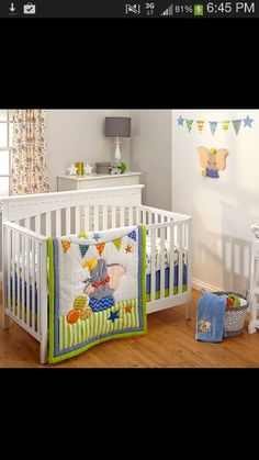 Dumbo nursery