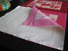 Quilt QAYG ...FUN and Done..using a tool called a Batting Buddy ... : batting buddy quilt as you go - Adamdwight.com