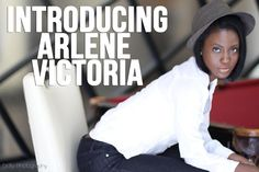 is inspired by the actress Arlene Victoria