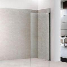 Walk In Wet Room Easy Clean Bathroom Shower Enclosure Glass Panel Screen Door   eBay