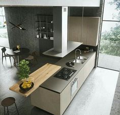 3 cucine componibili moderne e classiche ideali per piccoli spazi ...