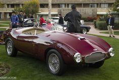 1953 Aston Martin DB2/4 Bertone Spyder