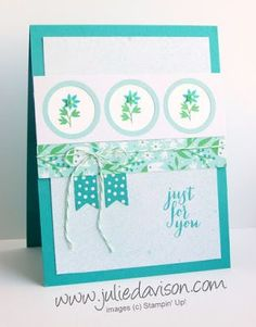 The March Paper Pumpkin kit is so cute! I absolutely love the colors! And the designs are perfect for giving gift cards. Here are the original designs. Watch the video.  If you know me, you know that