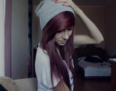 I love her hair. The color the style the length the shine EVERYTHING.