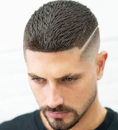 35 Best Men's Textured Haircuts Guide] Textured Crop Haircut - Low Bald Fade + Short Textured Top Easy Hair Cuts, Short Hair Cuts, Short Hair Styles, Short Textured Hair, Textured Haircut, Popular Mens Haircuts, Cool Mens Haircuts, Mens Hairstyles With Beard, Cool Hairstyles For Men