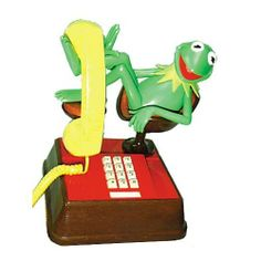 Kermit the Frog Telley