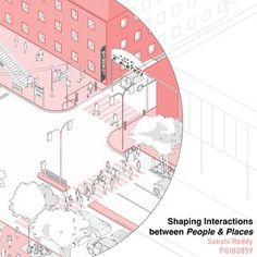 "Cover of ""Shaping interactions between Public and Places (Urban Design)"""
