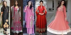 Indo Western Collection by Designer Pooja Sabharwal...... For more visit: http://www.bollyvision.in/