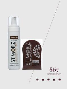 beauty bestseller amazon.de instant self tanning mousse st. moriz