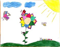Made by Gabriela, 8 years old, Artist Of The Day on 11/14/2013 • Art My Kid Made