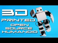 PLEN2 Plug And Play Humanoid Robot - Behold The Future - YouTube