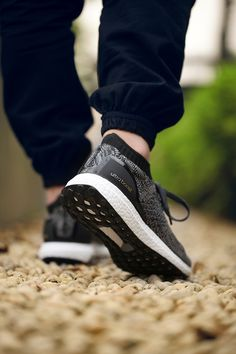 Adidas Ultra Boost Black Pas Cher