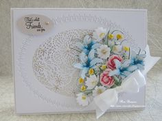 "Hello everyone, DT Samples for Tattered Lace ""Sensational Celebrations Collection"" Launching on Create and Craft TV Thursday . Create And Craft Tv, Tattered Lace Cards, Carnations, Flower Cards, Hello Everyone, Your Cards, I Card, Birthday Cards, Birthdays"
