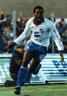 Julio César Dely Valdés, Club Nacional de Football, 1989.