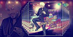 Dilbagh Singh's Thodi Jinni Peeti Hai song, Hit Indipop song 2014