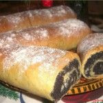 Hot Dog Buns, Hot Dogs, Strudel, Sweet Recipes, Bread, Cooking, Cake, Poppy, Basket
