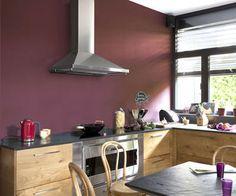 pratique, une peinture anti-tache de graisses dans la cuisine
