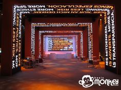 New Led Screen Design Stage 70 Ideas Exhibition Booth Design, Exhibition Display, Exhibition Space, Exhibition Stands, Screen Design, Stage Design, Event Design, Design Display, Display Wall