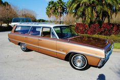 1966 Dodge Polara 880 Wagon For Sale Front