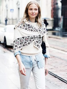 Transition to Spring With This Fresh Layered Look