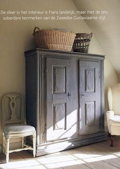Room Seventeen: <3 cabinet