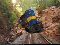 CSX Wreck | Picture Categories: Wreck