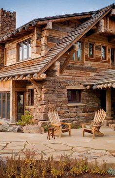 35+ Most Unique Exterior Stone Ideas For Amazing Home