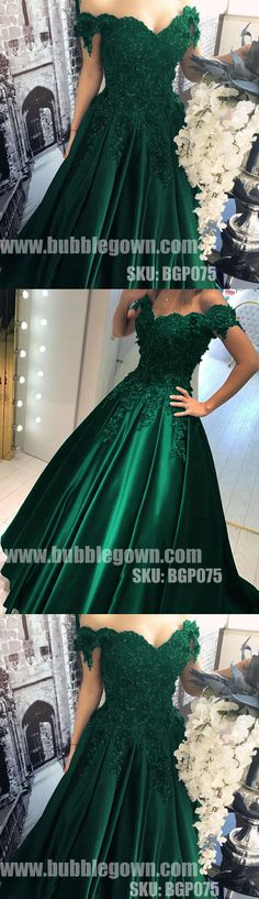 Off the Shoulder Green Elegant Formal Cheap Long Prom Dress, BGP075 #promdress #promdresses #longpromdress #longpromdresses #eveningdress