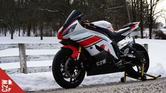 Custom Yamaha R6 Fairings | Monster Fairings