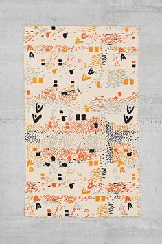 Confetti Fields 3x5 Rug (€55.00)